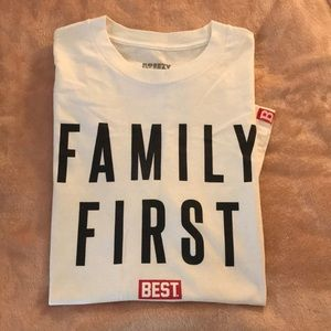 White tshirt in good used condition